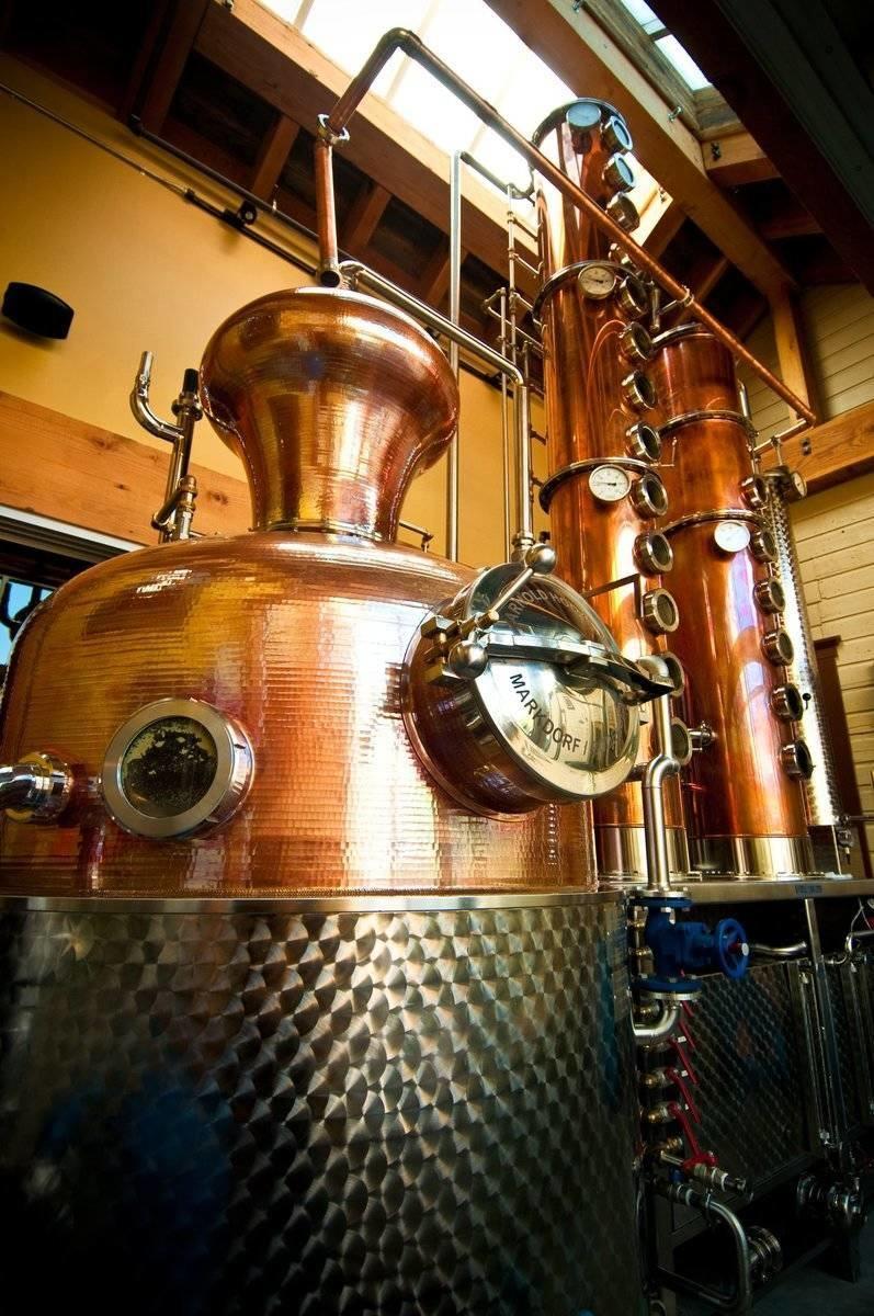 Copper Distillery