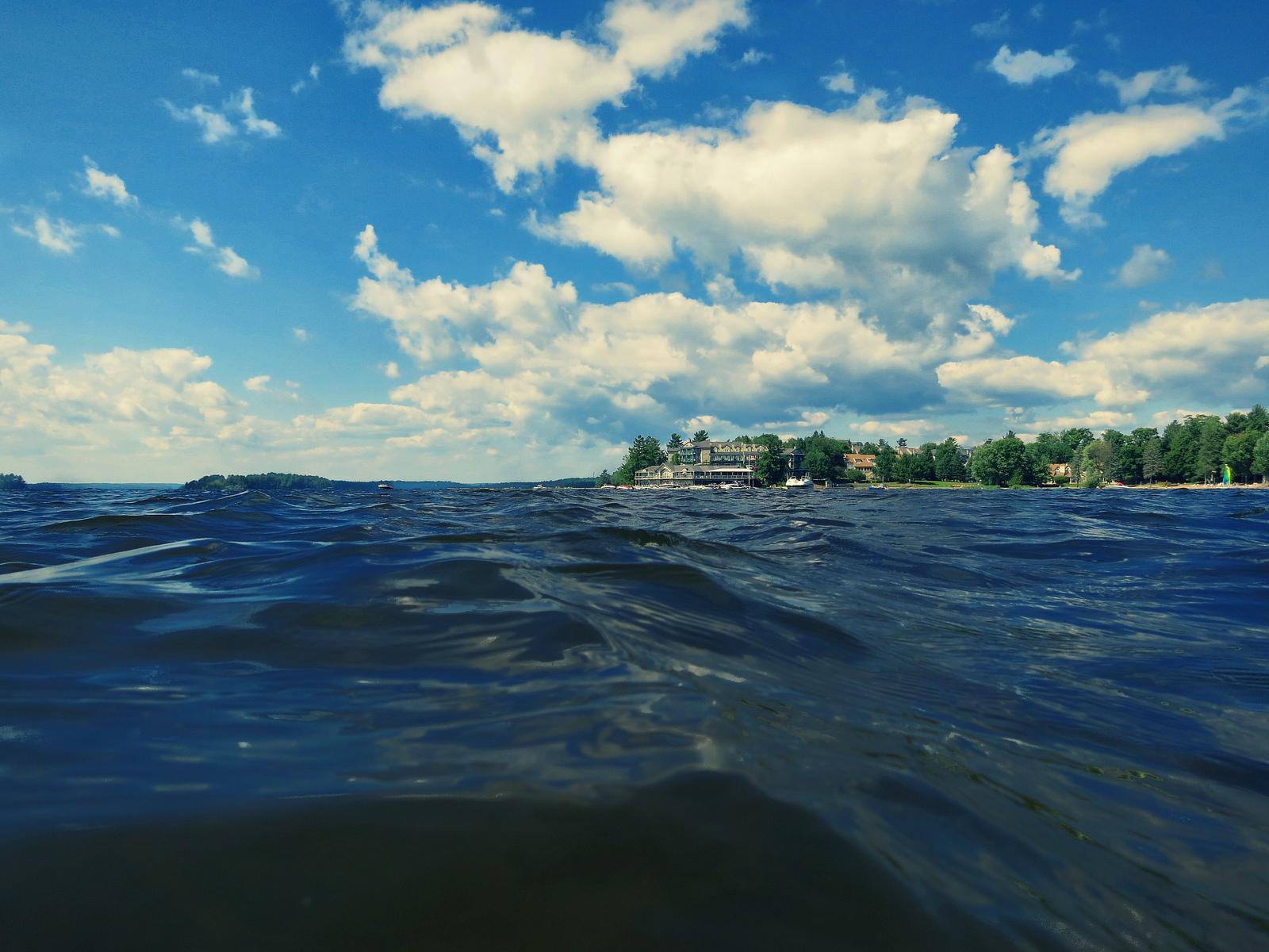 Lake Muskoka Lake Ontario