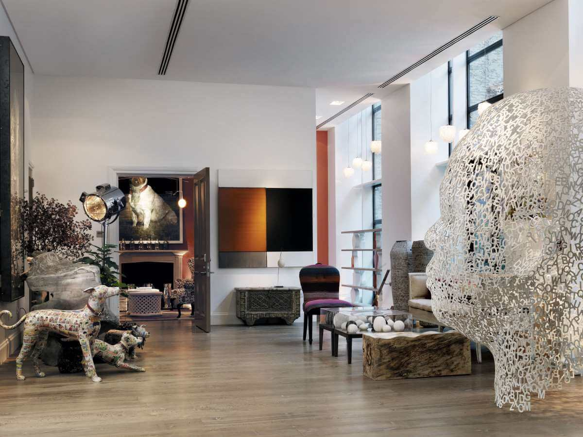 Fashionista hotels in NYC