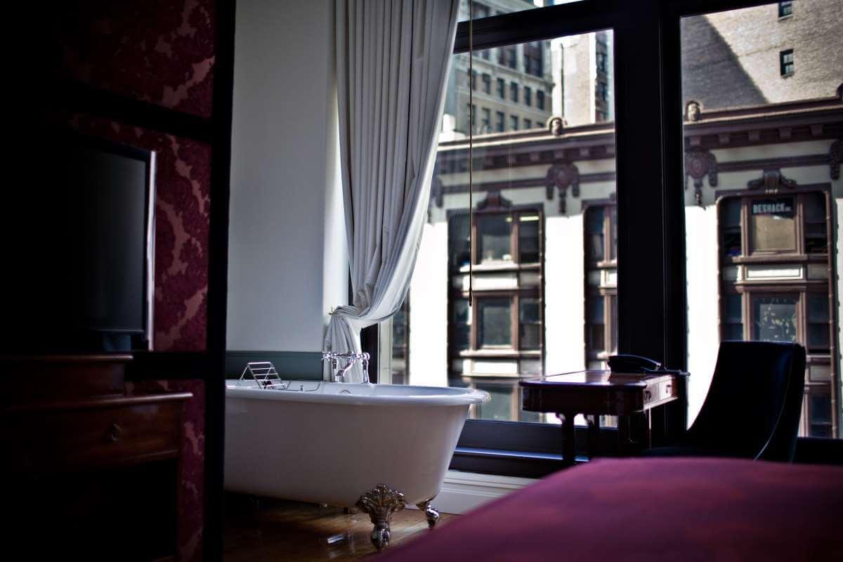 The NoMad Guest Room 5 - Benoit Linero