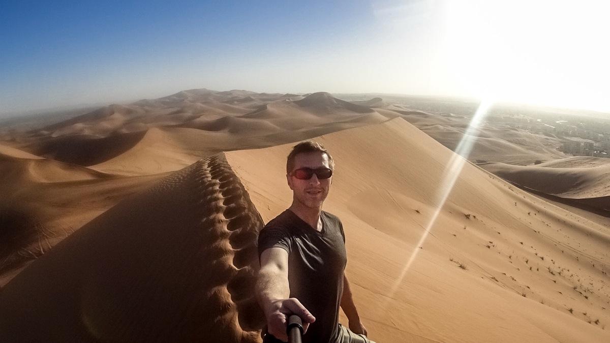 Matt Gibson Dubai
