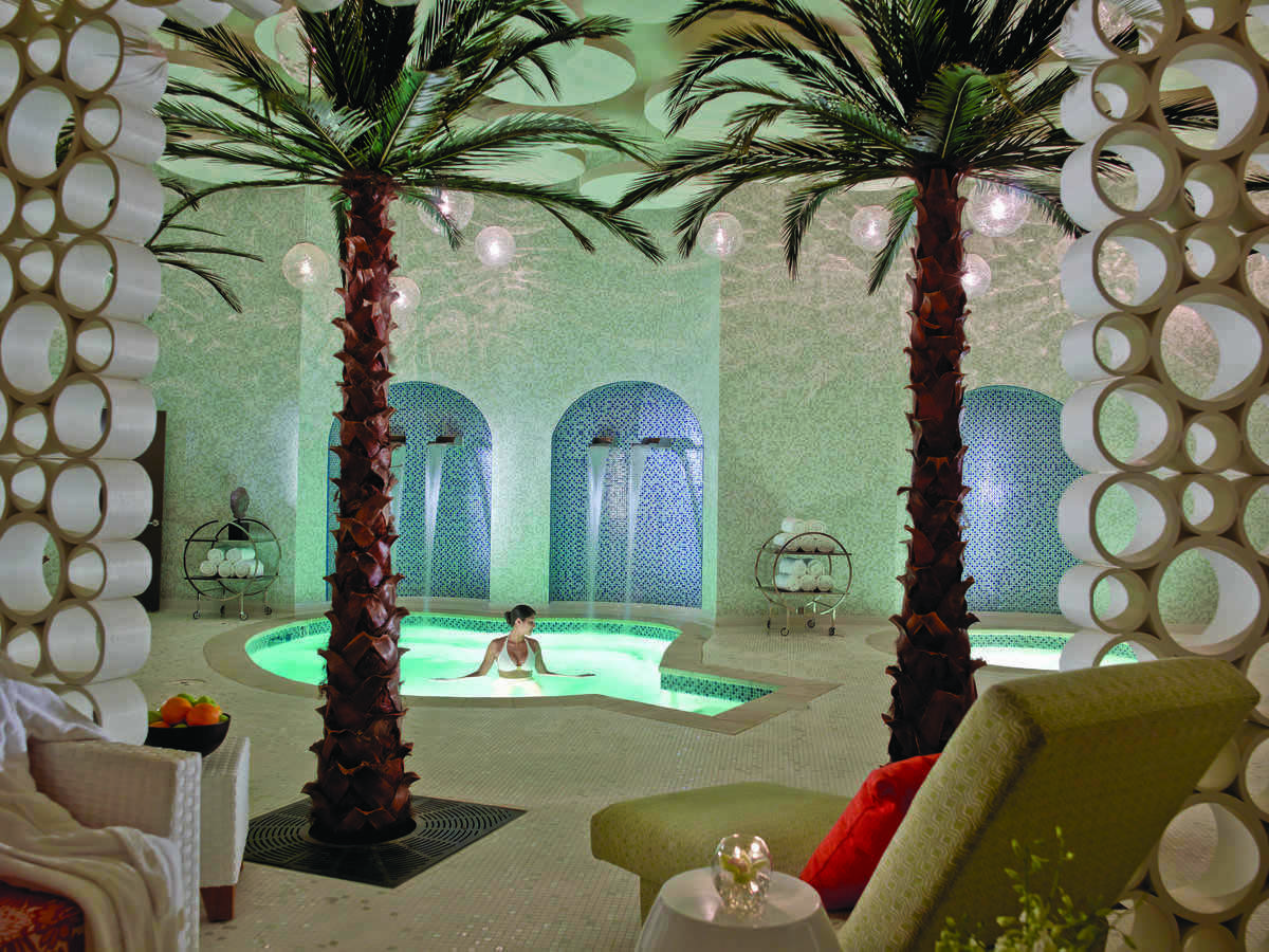 Palm Springs Spa Terre
