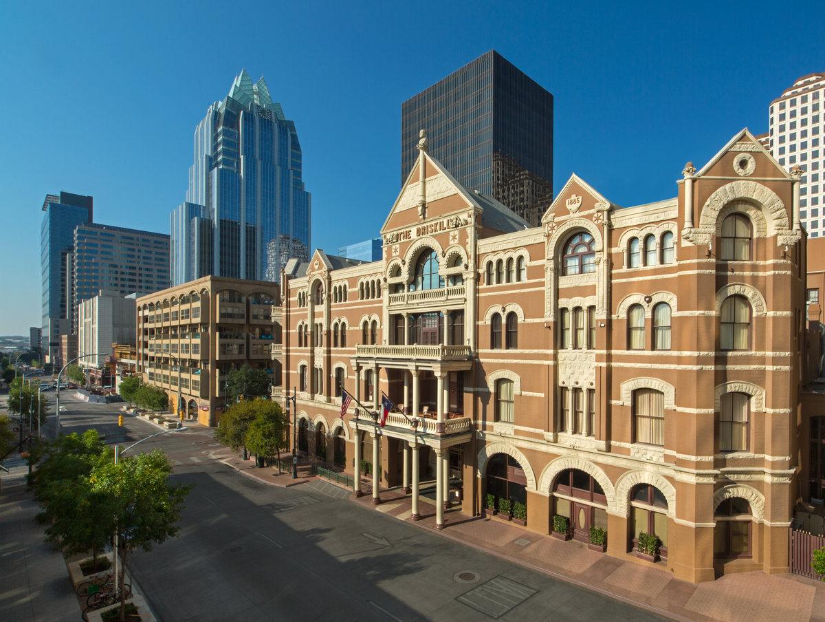 Hotel Driskill Austin