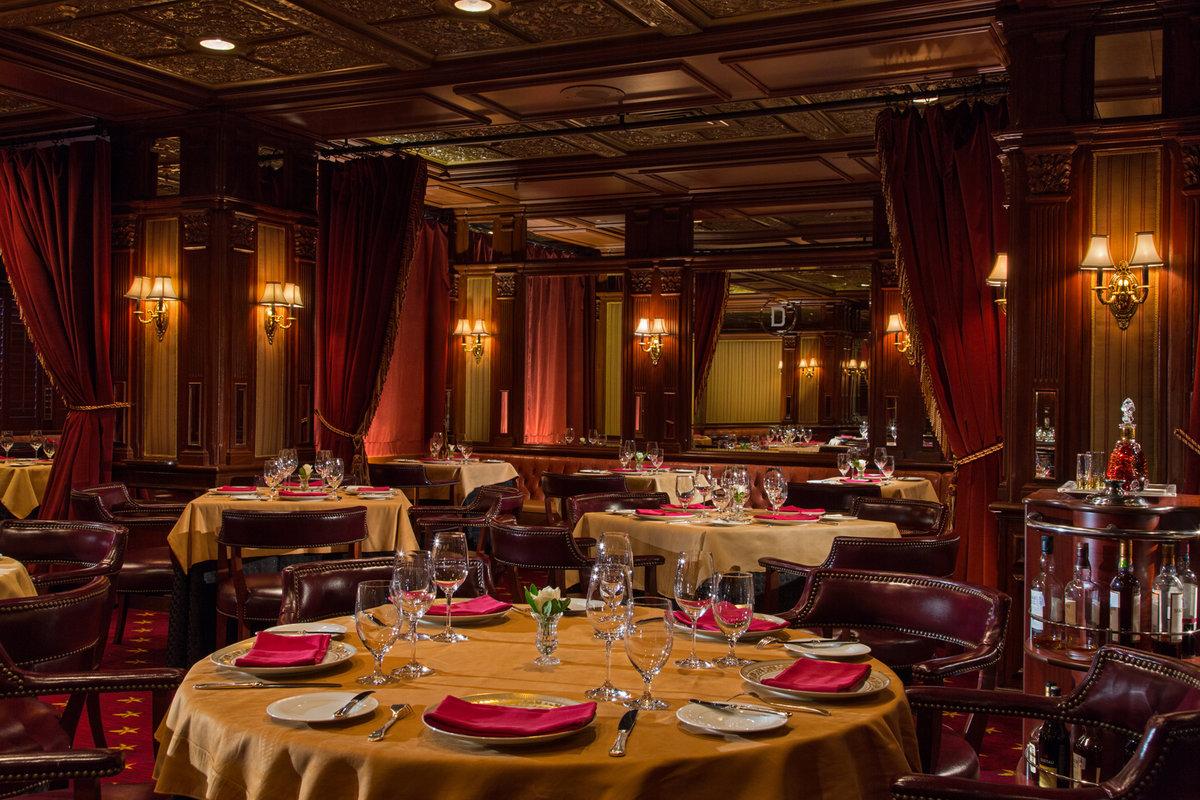 Driskill Hotel Austin Grill