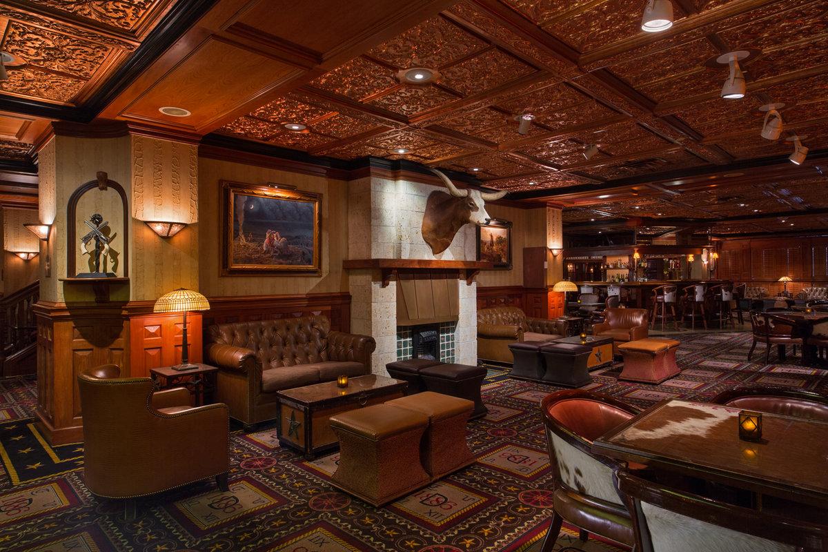 Driskill Hotel Austin Bar