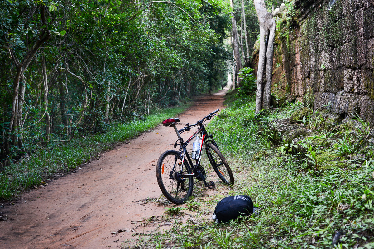 Mountain Biking in Cambodia