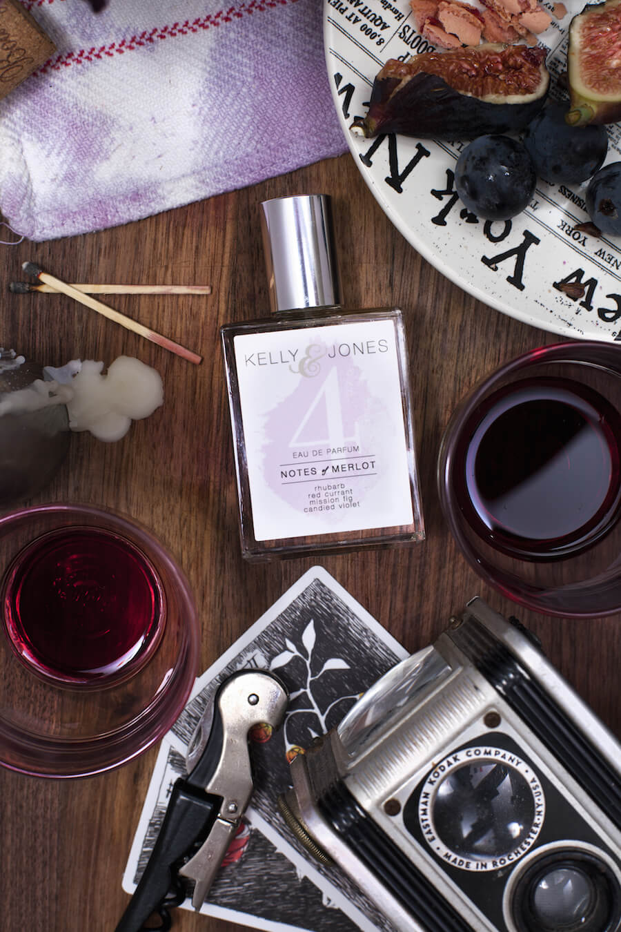 Kelly Jones perfume NYC