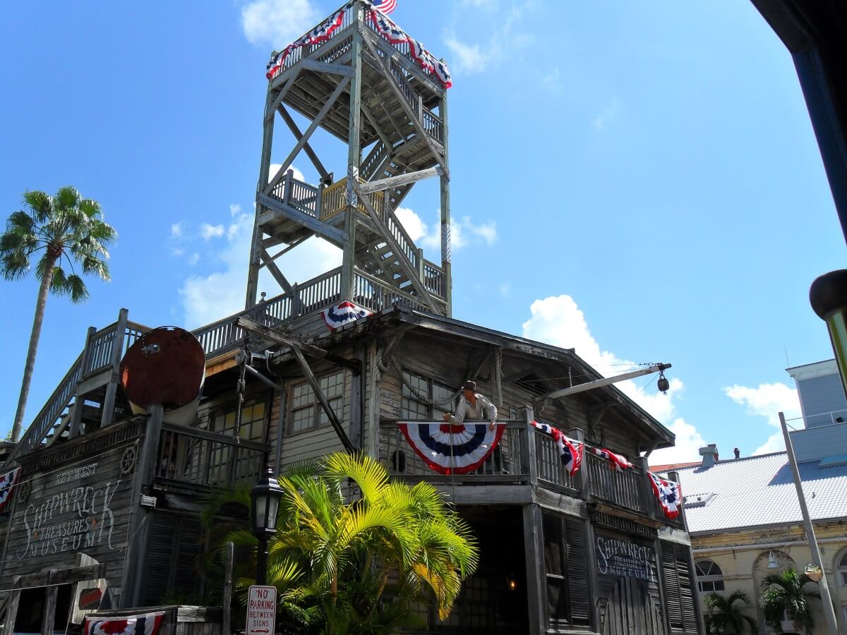Shipwrecking Museum Key West