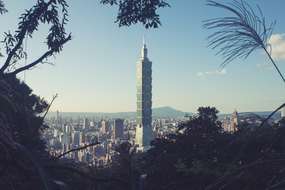 Elephant Mountain Taipei