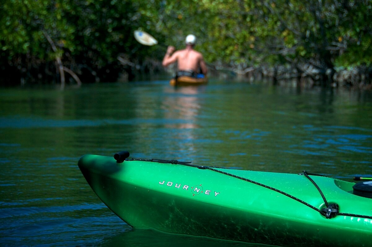 Kayak eco tour Florida Keys