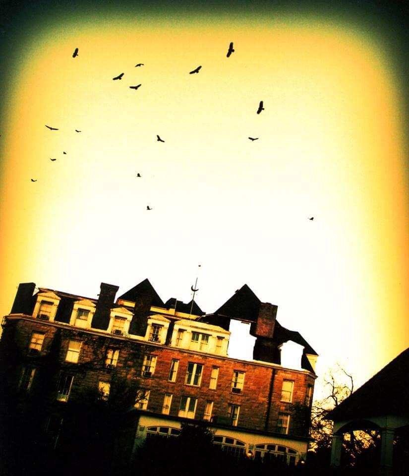 Crescent Hotel haunting