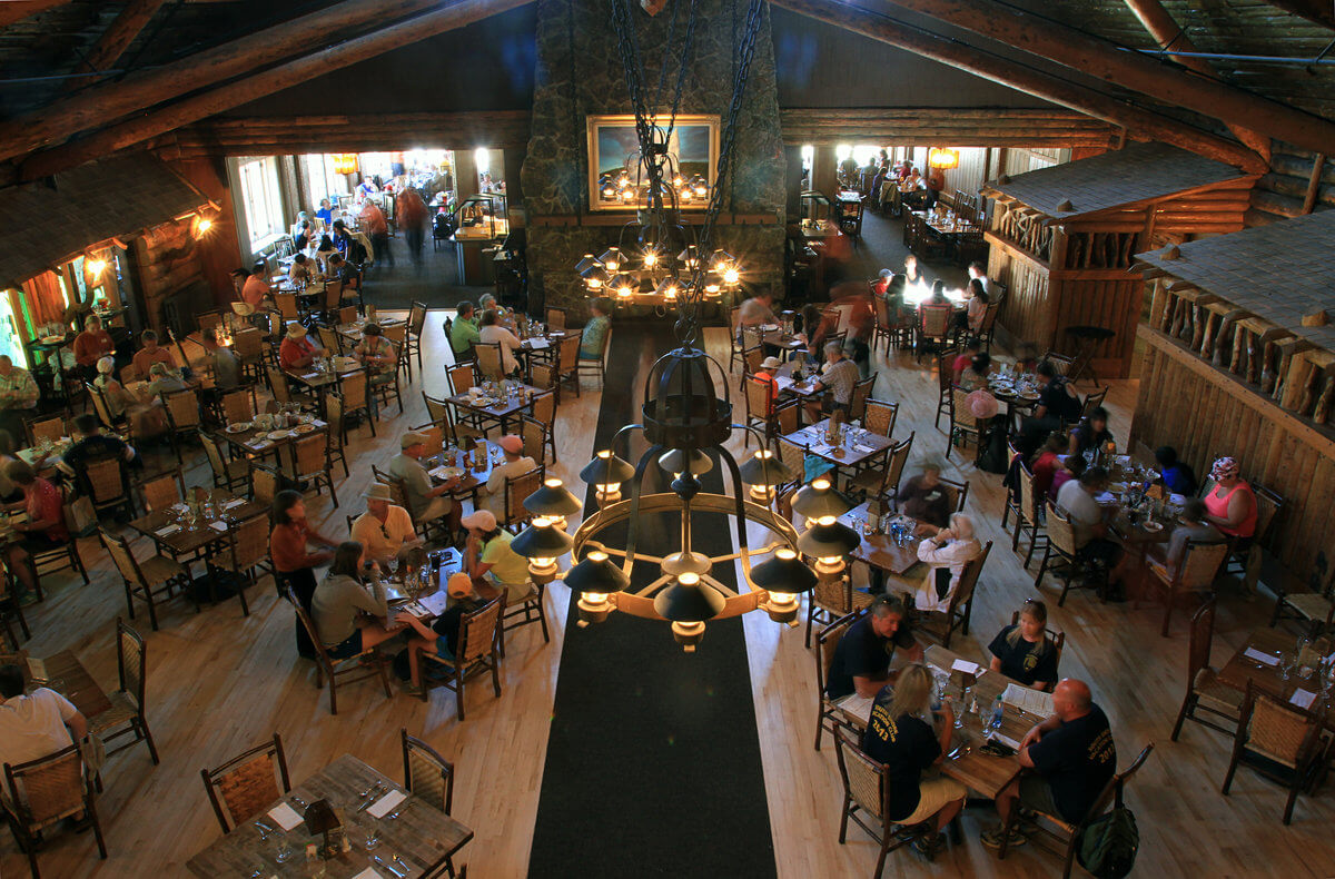 Hotels in Yellowstone