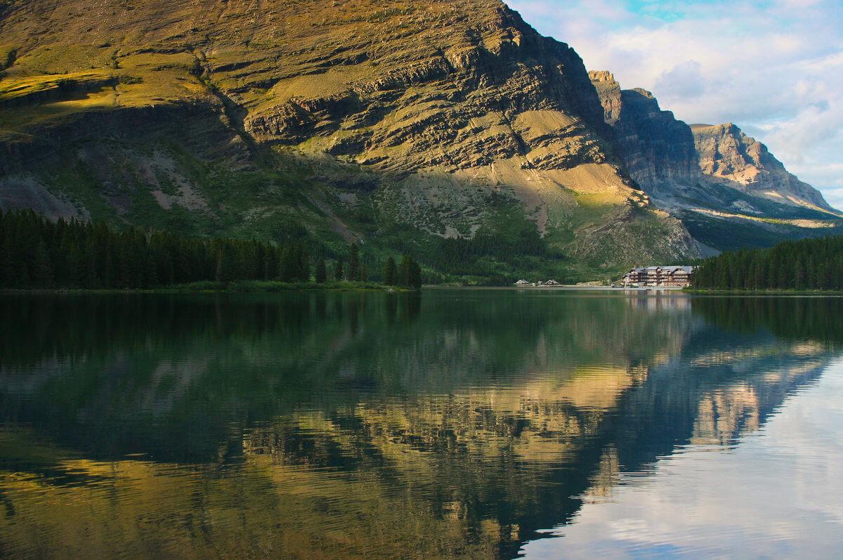 Glacier National Park hotels