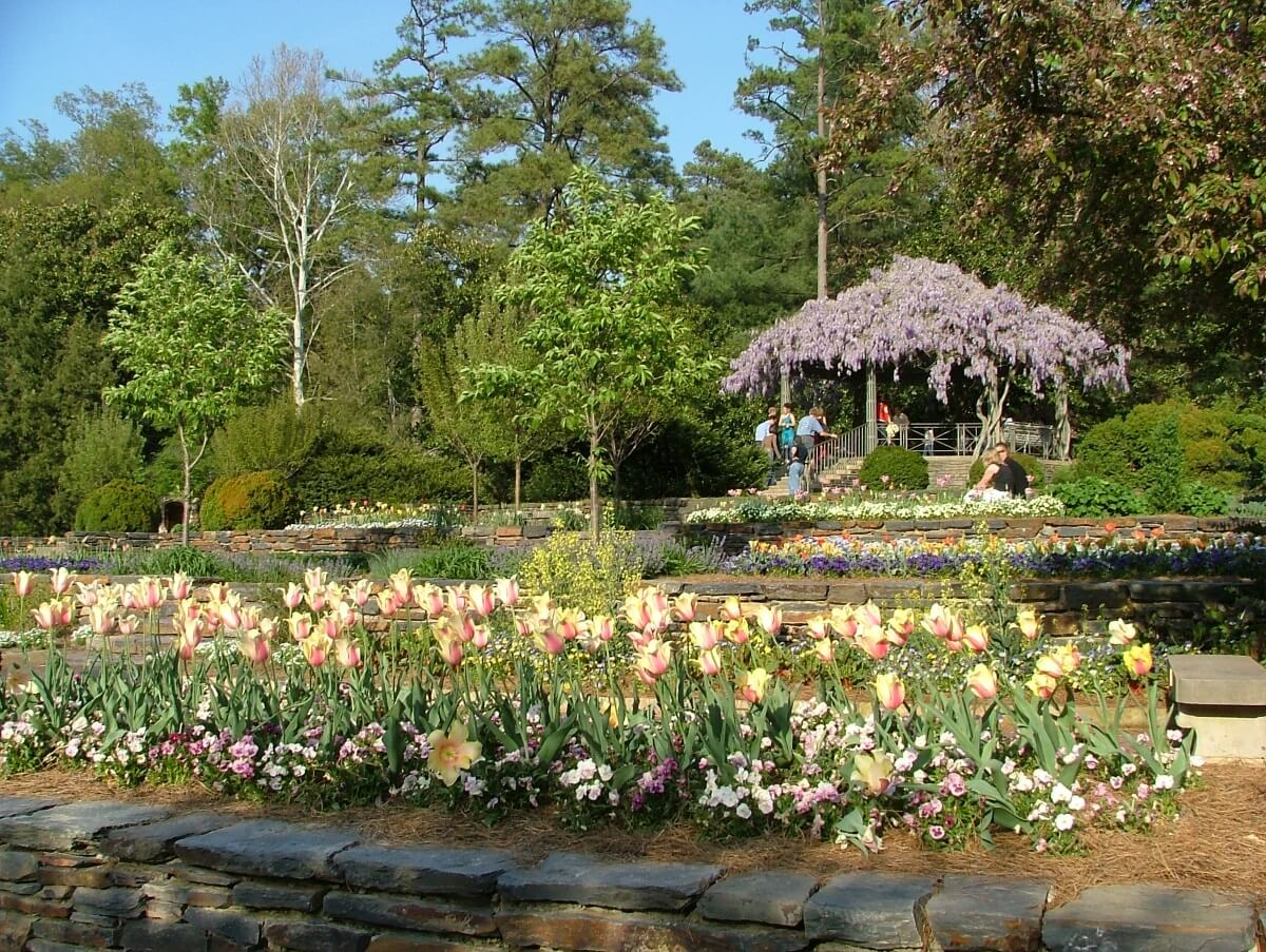 Gardens in Durham