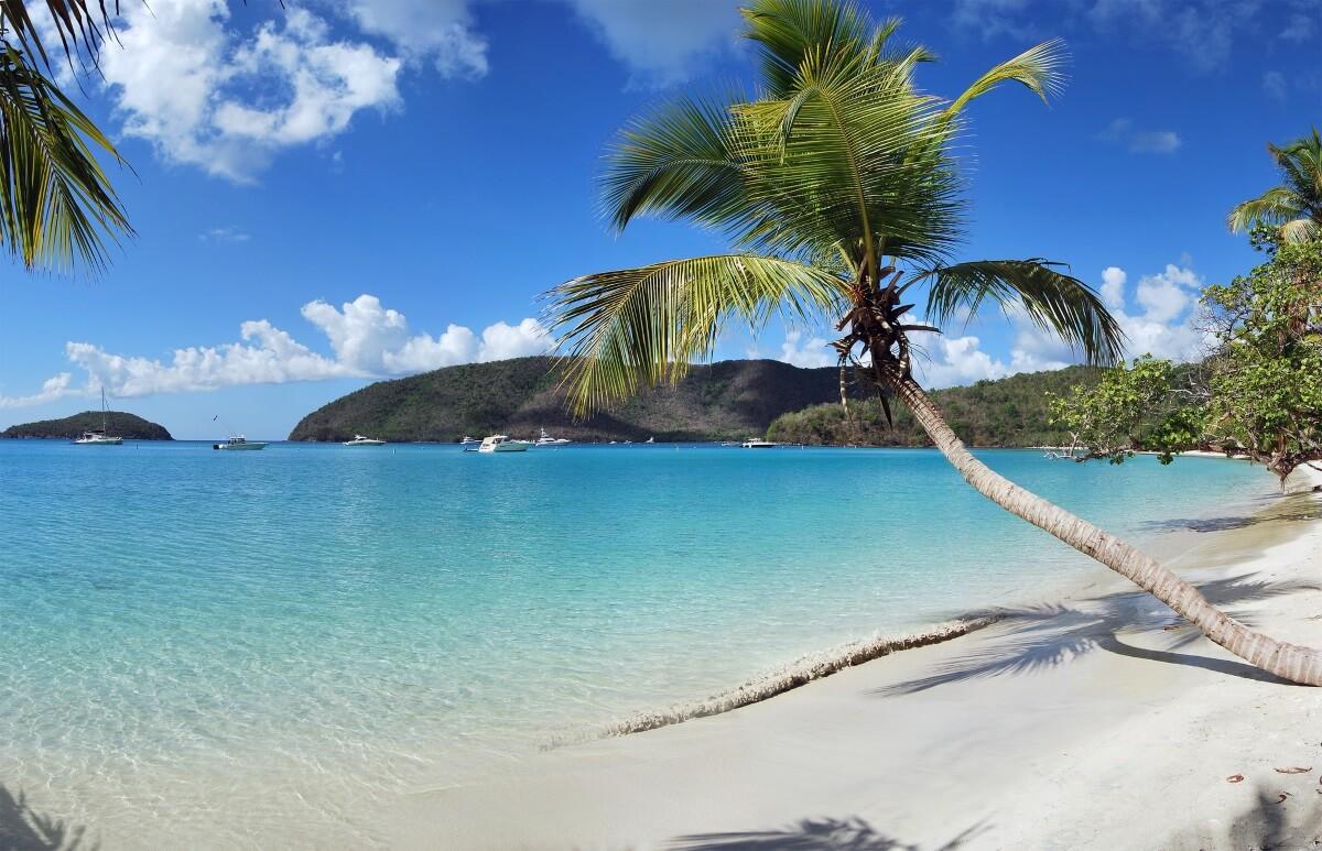 US Virgin Islands beaches
