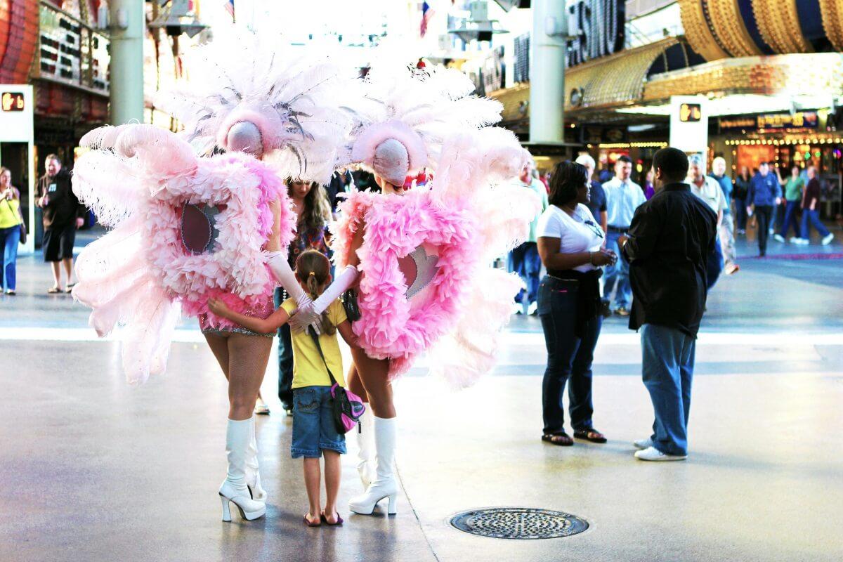 Las Vegas charity