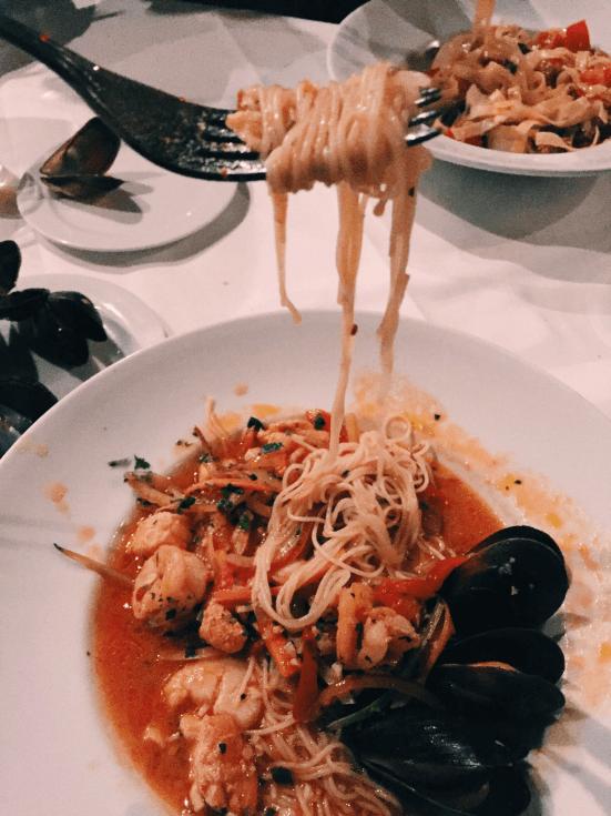 Italian restaurants Calgary