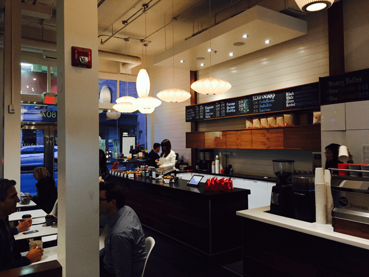 Deville Coffee Calgary