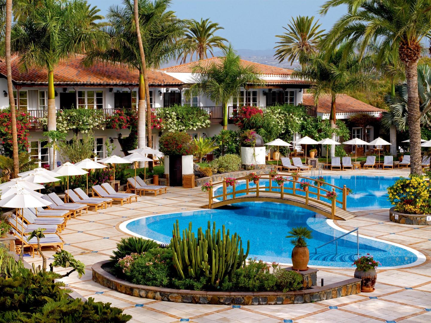 Los 10 mejores hoteles de playa del mundo for Hoteles 4 estrellas gran canaria