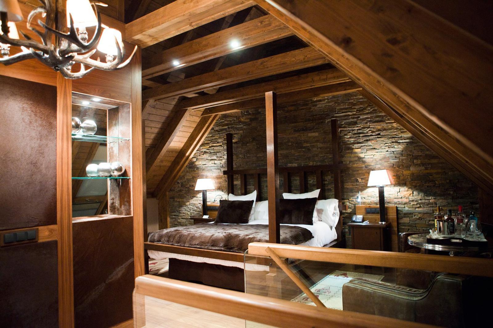 hoteles para esquiar en españa