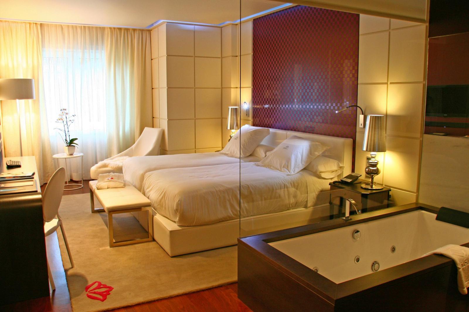 7 hoteles para disfrutar san valent n por menos de 65 - Decoracion vigo ...