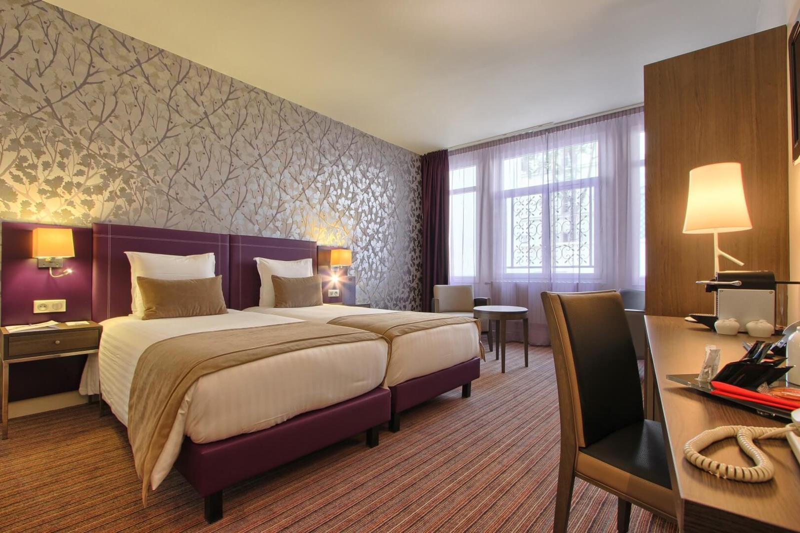 hoteles economicos paris Timhotel Opera Blanche Fontaine
