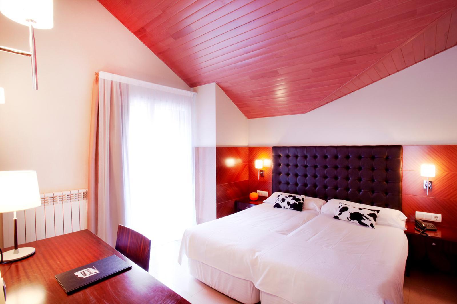 Hotel Plaza Andorra Mu