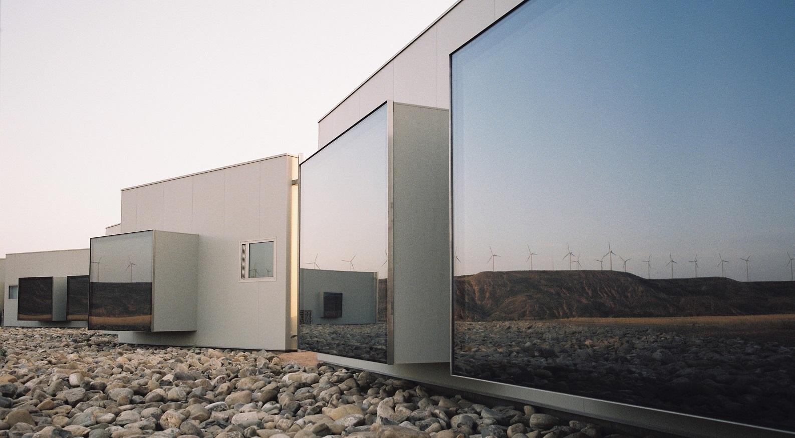 Sabes qu es un hotel cubo for Hoteles minimalistas en espana