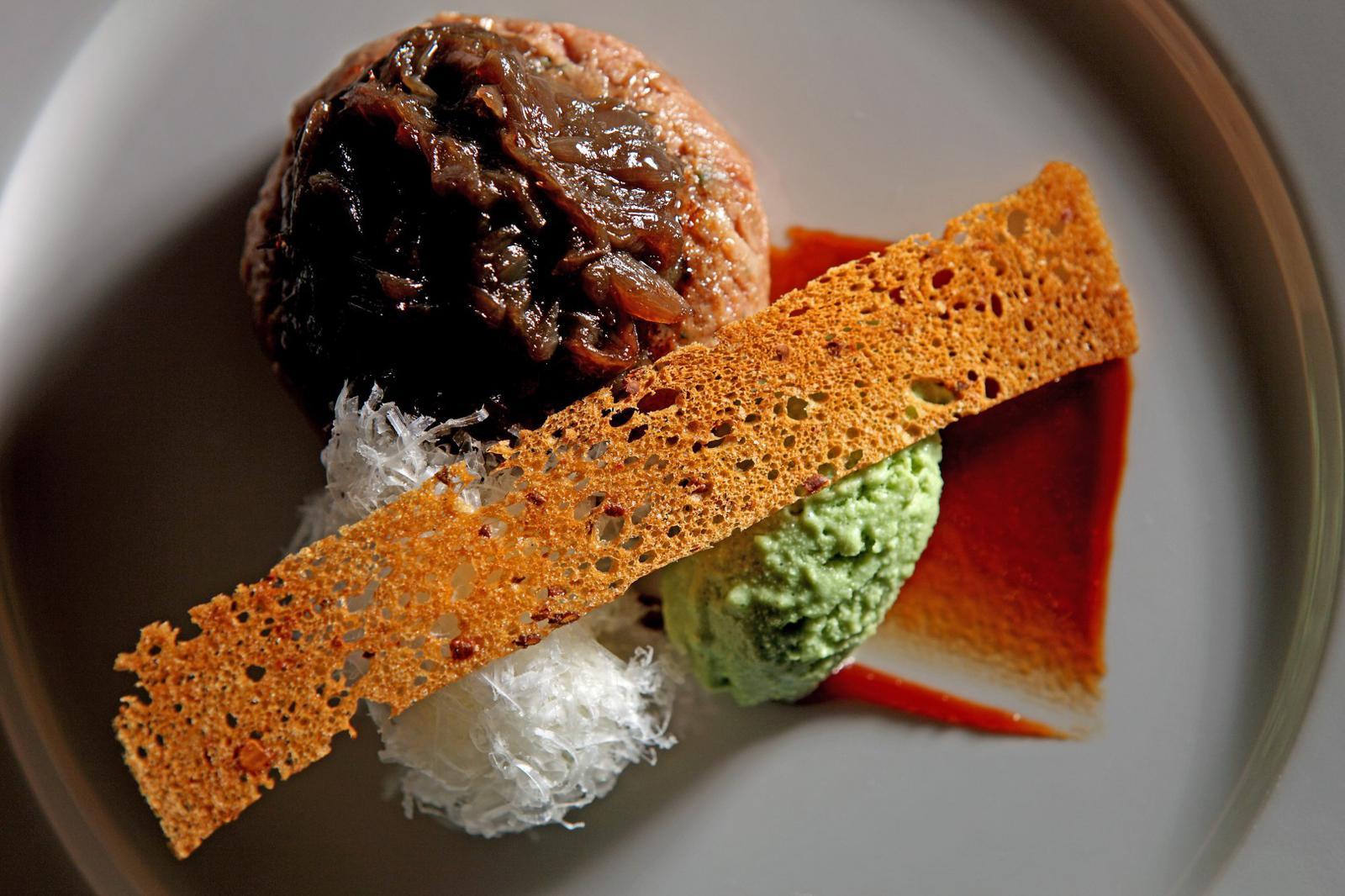 Platos gourmet que te dejar n con la boca abierta room5 for Platos gourmet