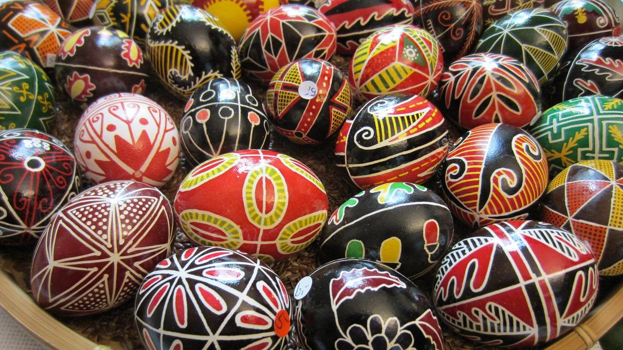 curiosidades de semana santa huevos de pascua