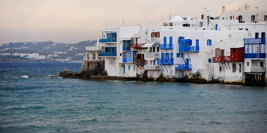 islas griegas mykonos