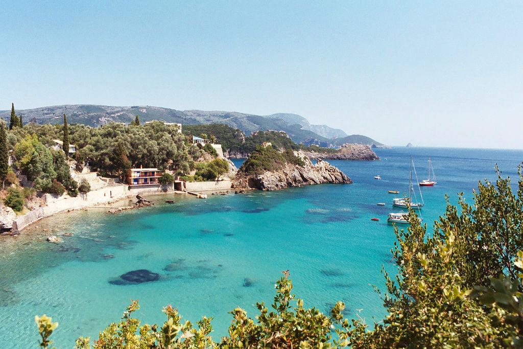 islas griegas corfu