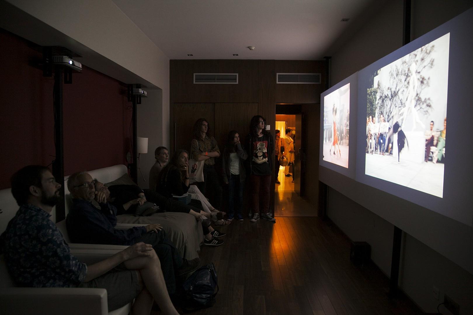 hoteles galería de arte Loop2 _®Carlos Collado