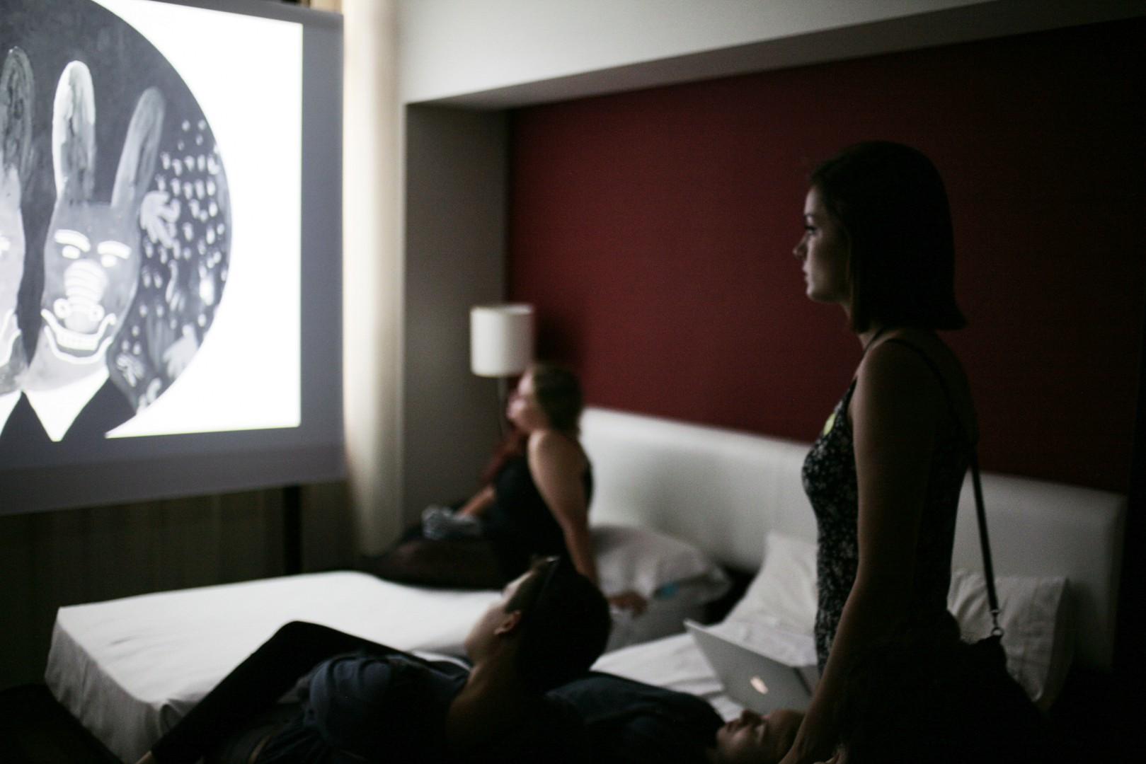 hoteles galería de arte Loop4 _®Carlos Collado
