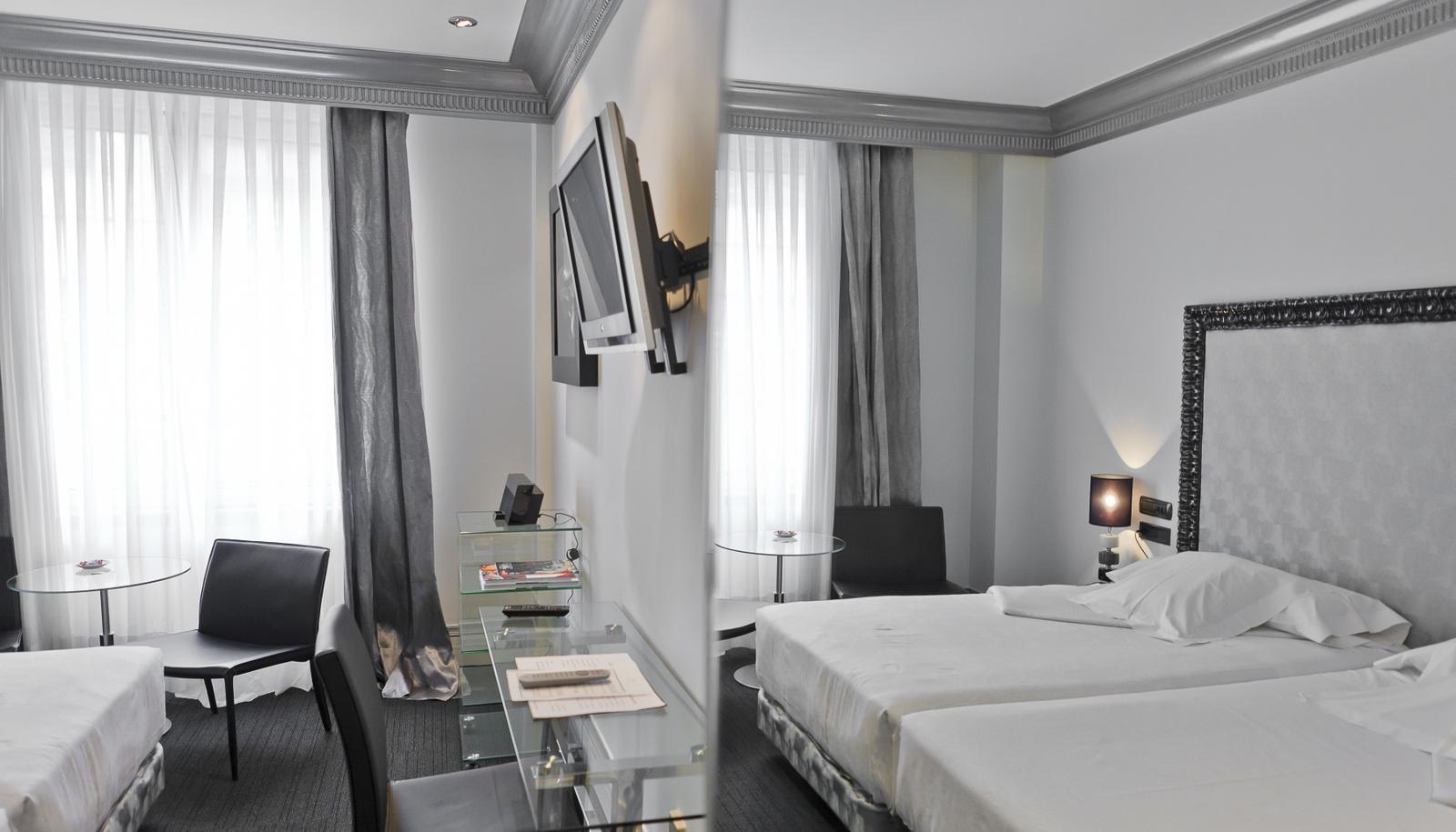 hoteles de lujo baratos hotel bilbao