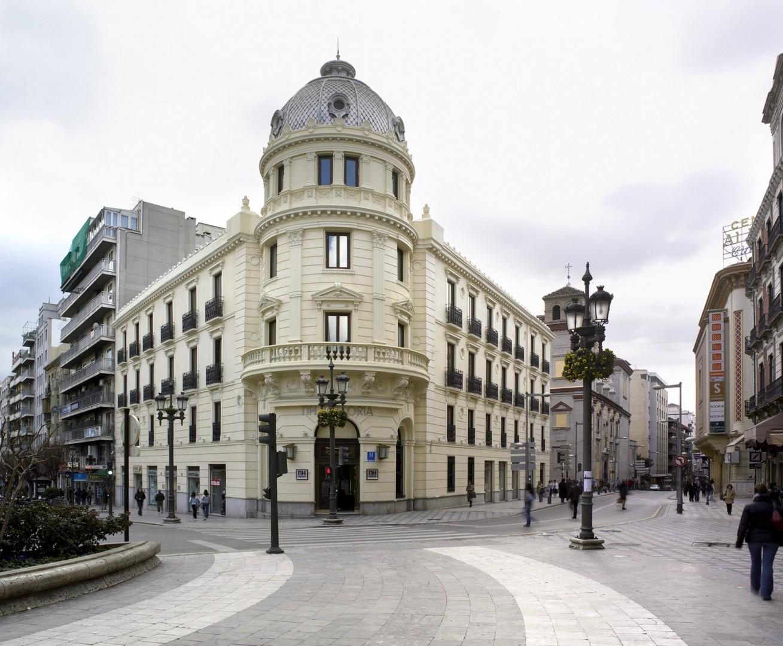 nh victoria collection hotel lujo granada