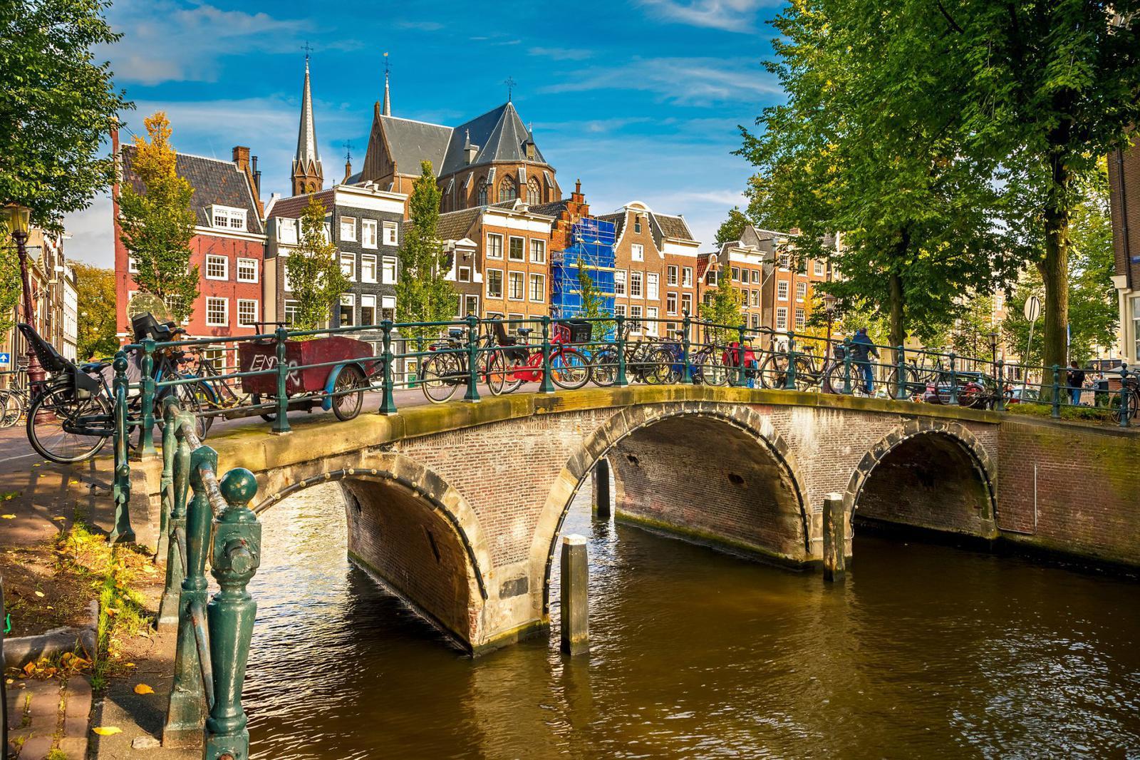 barrios europeos Amsterdam
