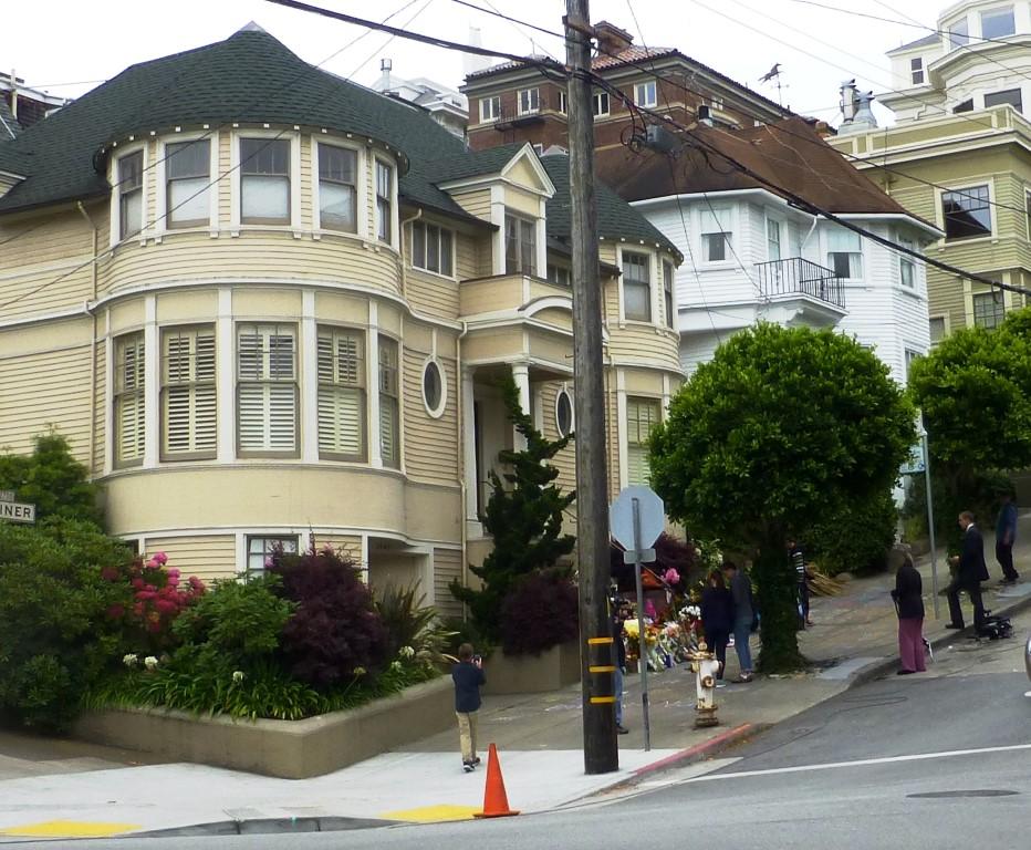 Mrs Doubtfire. Casa en San Francisco