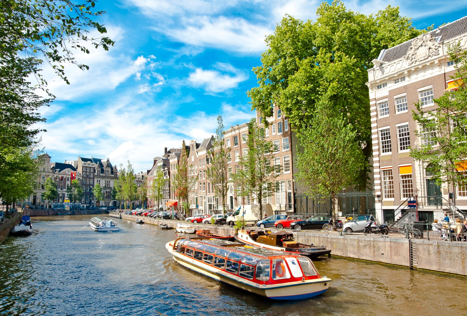 albergues en Europa Amsterdam