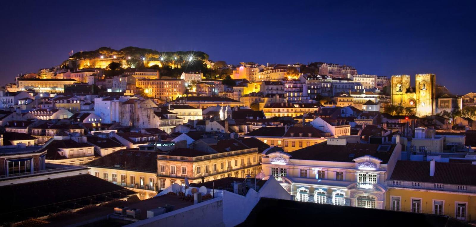 Noche vieja Lisboa