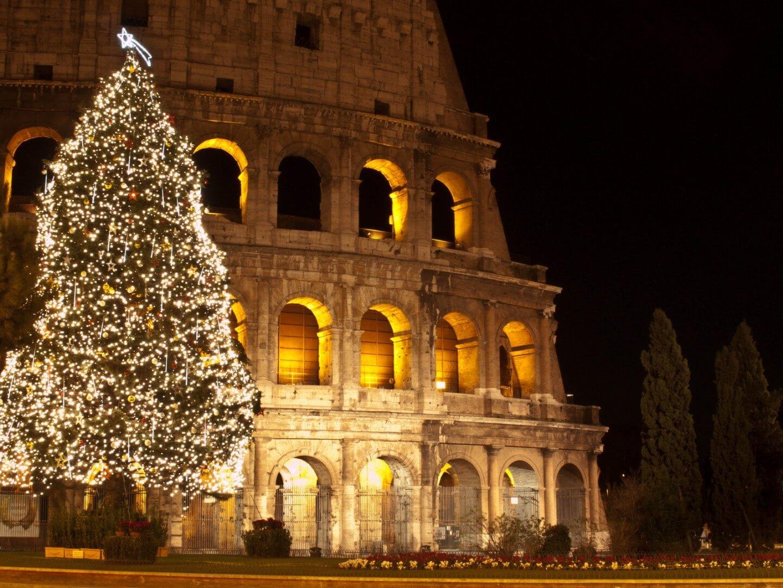 Noche vieja Roma