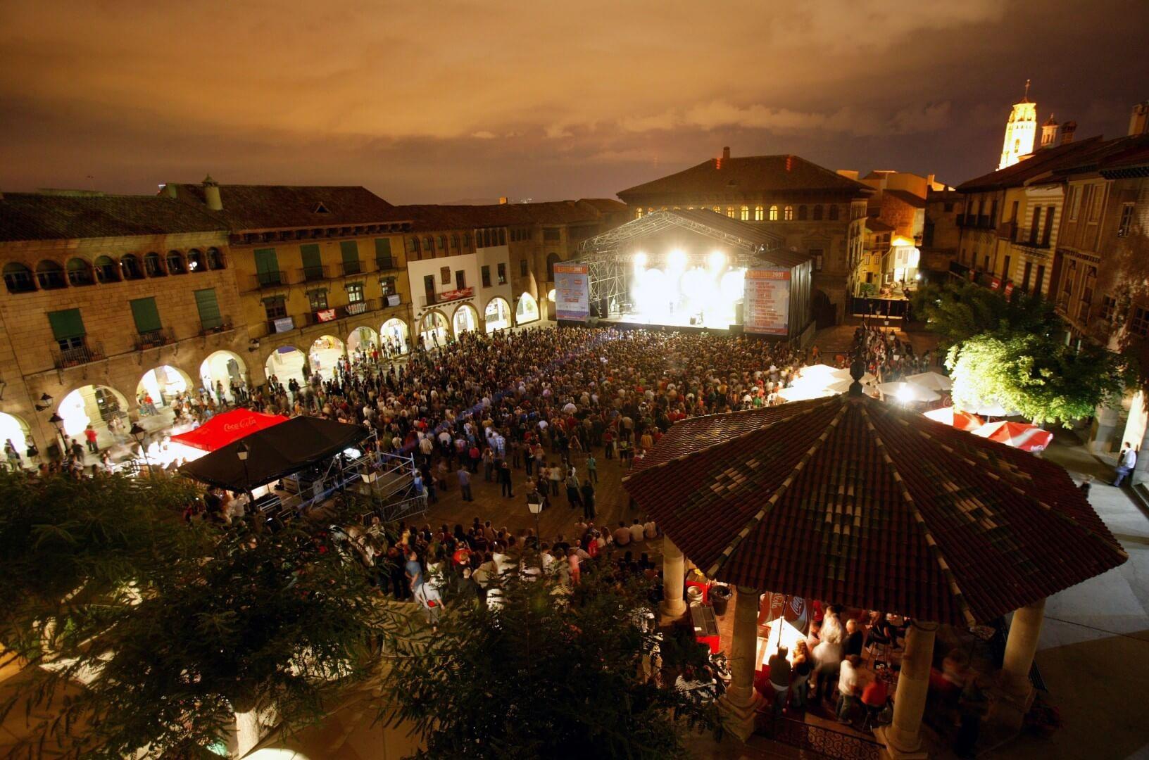 Plaça Concert