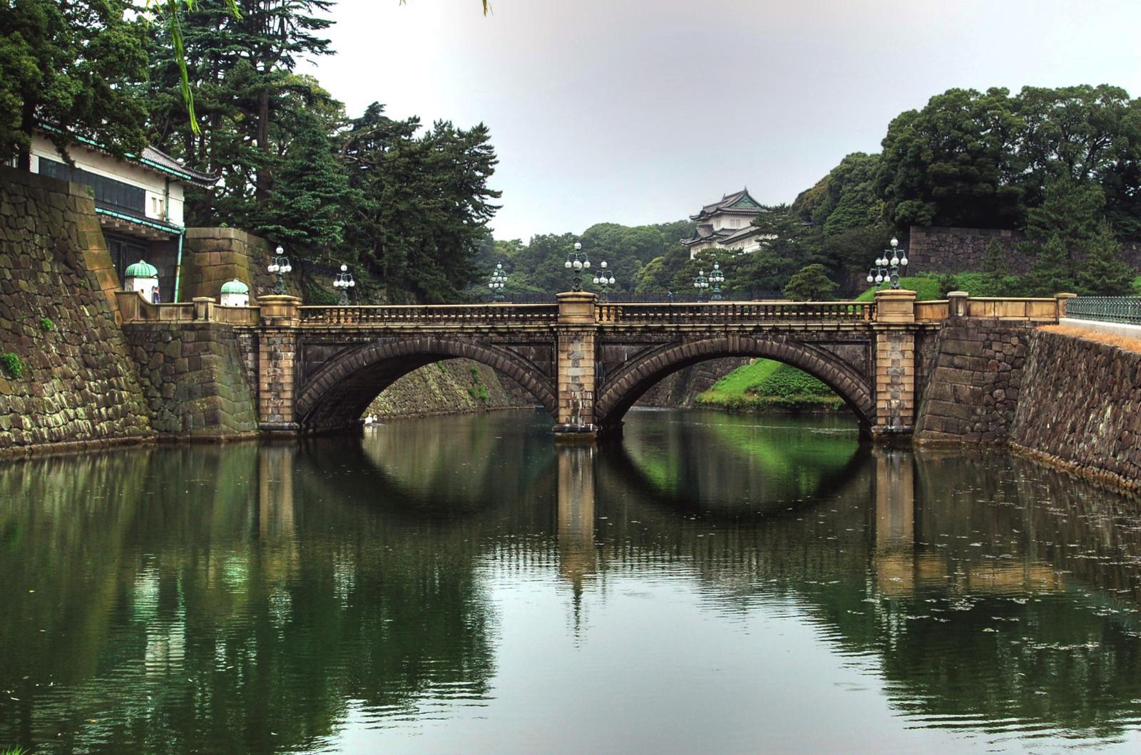 Palacio Imperial de Tokio. Foto por David Sanz.