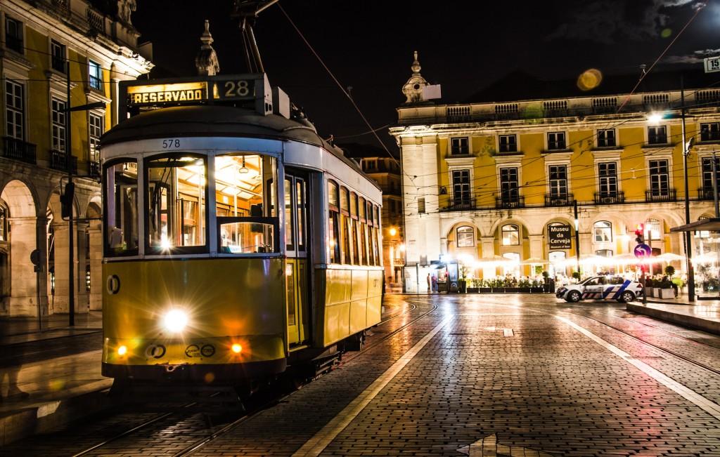 Lisboa tranvia