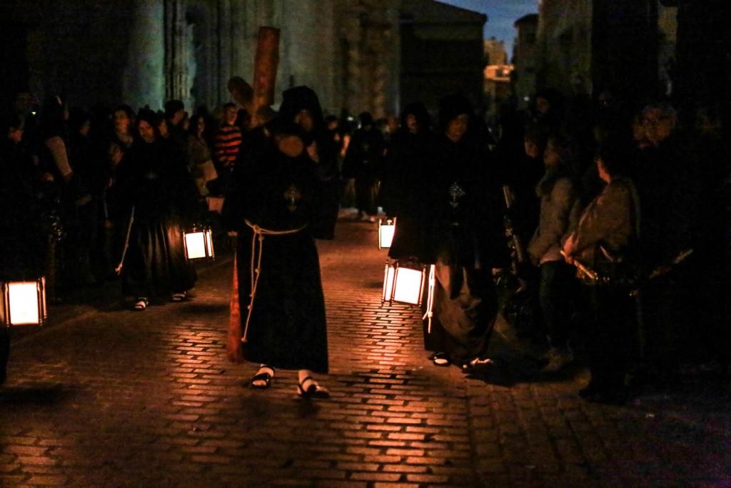 procesión del silencio en orihuela