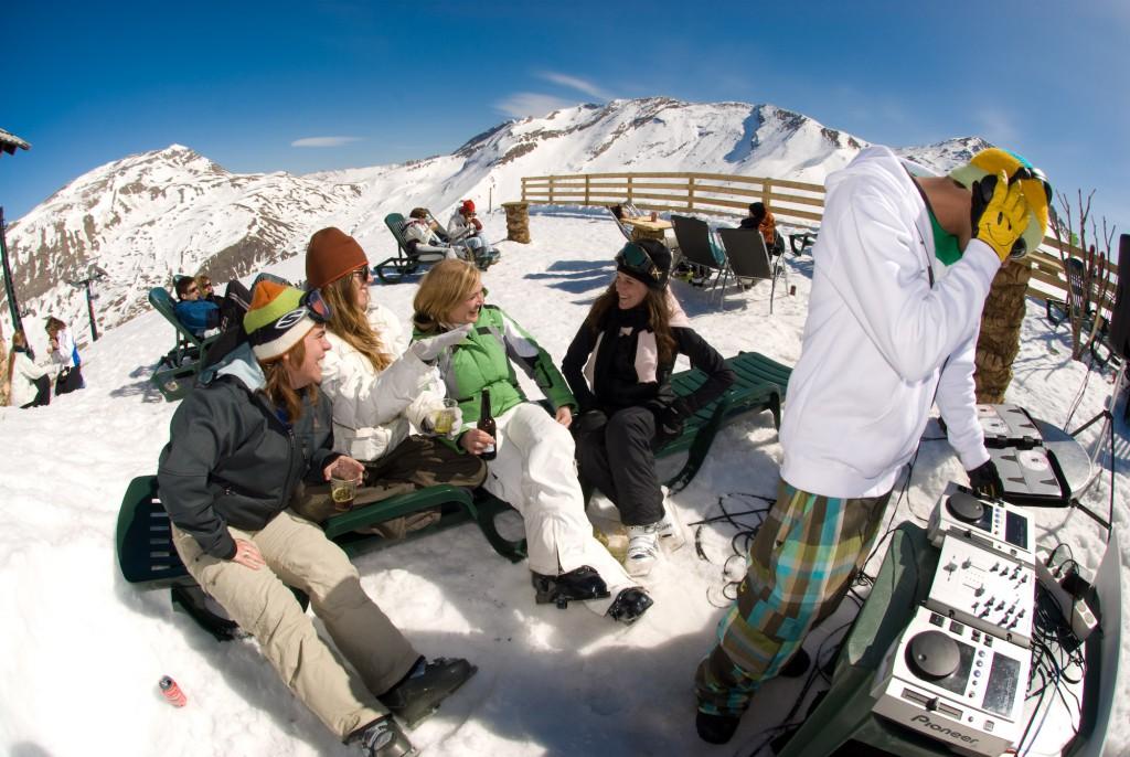 pistas de ski en Huesca