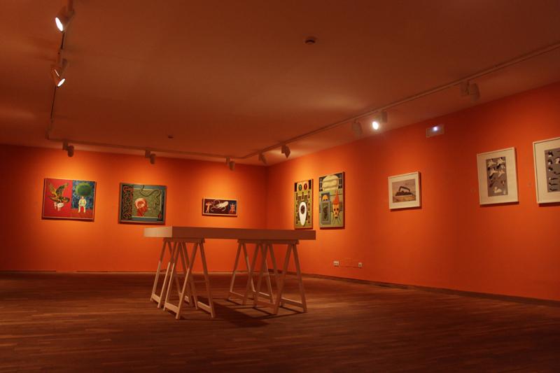 Museo Fundación Eugenio Granell