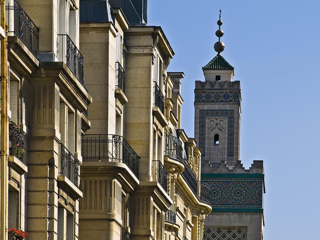 Mezquita de París - Foto: Stephane Martin