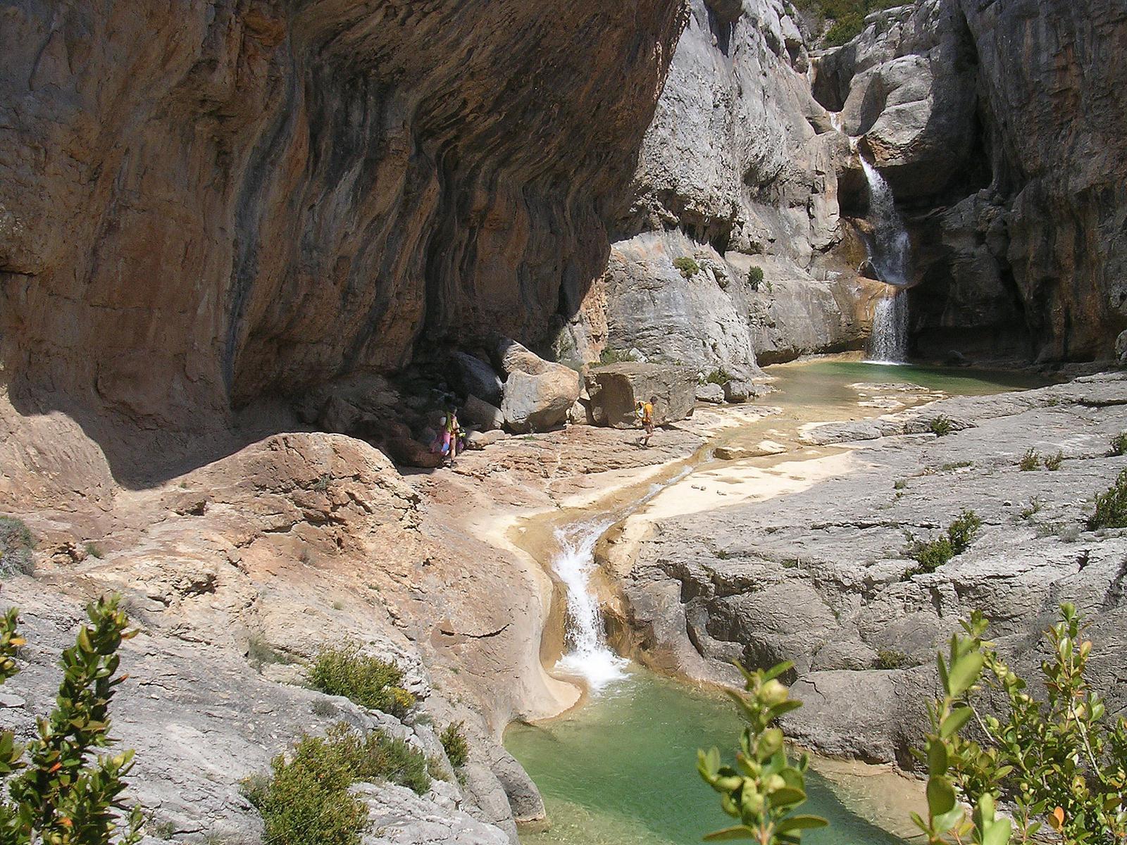 Barranquismo Huesca