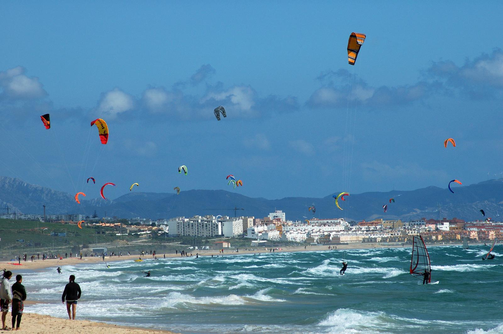 Kite surf y Surf en Cádiz